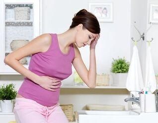 a Trichomonas tüneteinek kezelése